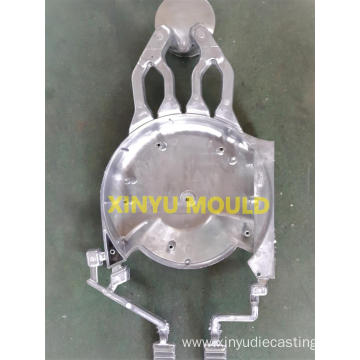LED lighting Housing Component Aluminium Casting